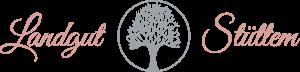 Das Landgut Stüttem – Eventlocation für Ihre Traumhochzeit, Ihren Firmen Event oder Feierlichkeit im Bergischen Logo