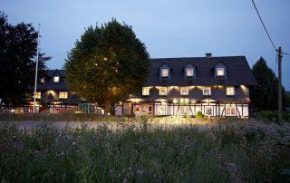 Hotel Aussenansicht - Das Landgut Stüttem