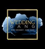 Stolzes Mietglied der Wedding Gang